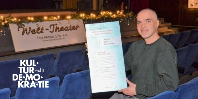 Welt-Theater erhält Preis für kulturelle Bildung Dez. 2017 kwd