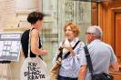"""""""deine STIMME zur DEMOKRATIE""""  Kunstaktion zur Kampagne_16"""