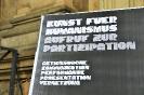 """""""deine STIMME zur DEMOKRATIE""""  Kunstaktion zur Kampagne_5"""