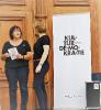 """""""deine STIMME zur DEMOKRATIE""""  Kunstaktion zur Kampagne_6"""