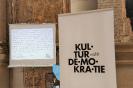 """""""deine STIMME zur DEMOKRATIE""""  Kunstaktion zur Kampagne_7"""