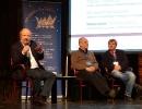 Fachtag 2012 - (v.l.n.r.): Dr. Göschel, Prof.Dr.Haselbach, W. Kalus