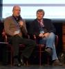 Fachtag 2012 -(v.l.n.r): Prof. Dr. Haselbach; W. Kalus