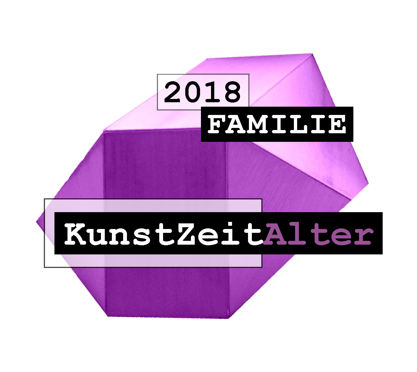 Logo KZA 2018 (Grafik / Design & Veranstaltungsmanagement: Kathrin Weigel – kawe.media)