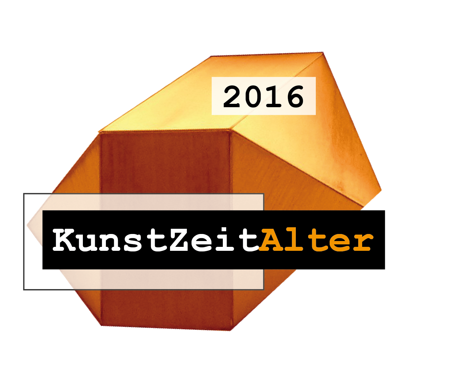 NEU Logo Kunst.Zeit.Alter 2016 (Grafik / Design & Veranstaltungsmanagement: Kathrin Weigel – kawe.media)