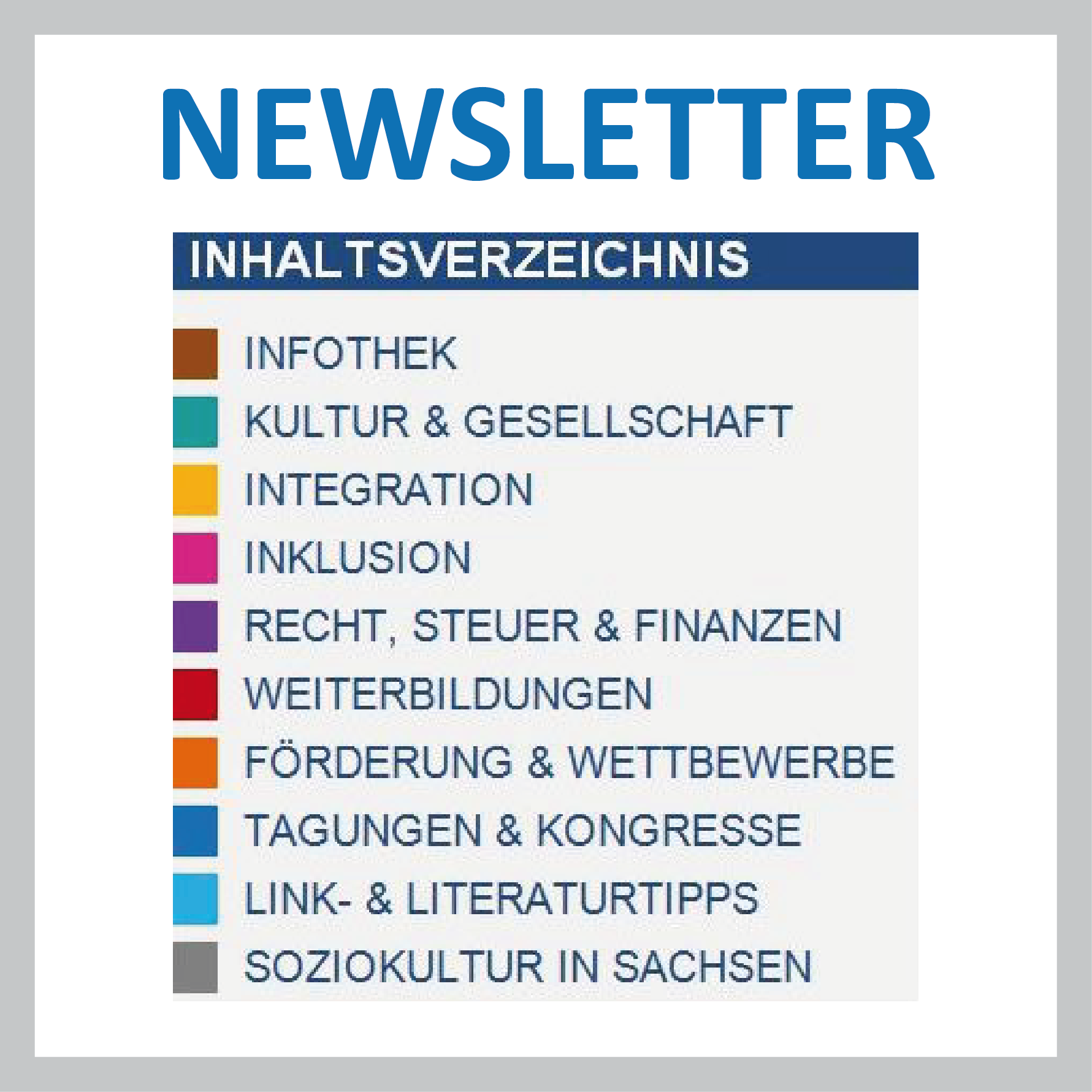 Infobrief Newsletter