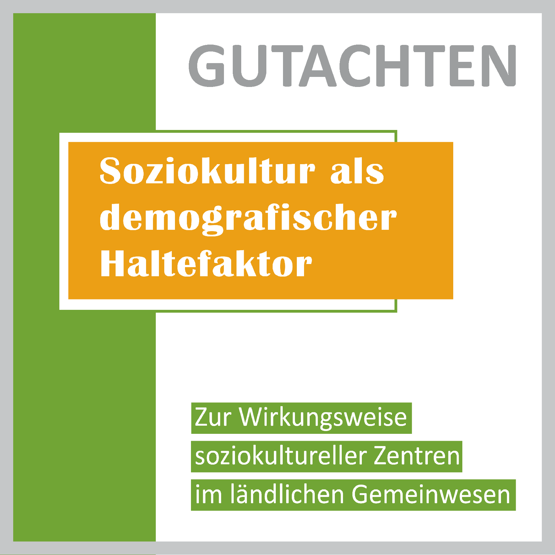 Publikation Gutachten (Grafik & Textsatz: Kathrin Weigel)